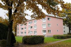 Fotos Hohnerkamp Gartenstadt Hamburg Bramfeld.