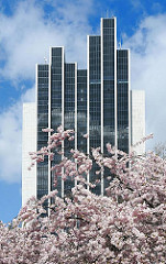 Radisson Blu Hotel Hamburg Kirschblüte