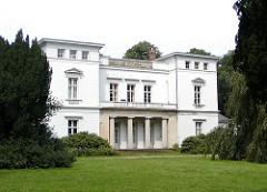 Herrenhaus Landhaus Katharinenhof Baurspark