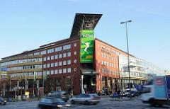 Stresemannstrasse Theater Neue Flora / Stadtteil Altona Nord.