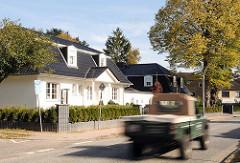 Wohnhäuser am Duvenstedter Damm