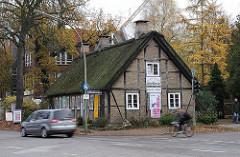 Fachwerkhaus an der Volksdorfer Eulenkrugstrasse