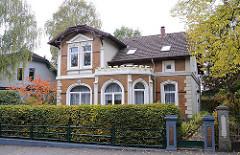 Stadtvilla Gründerzeit Steinbeker Marktstrasse