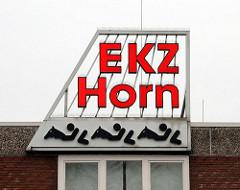 Shopping im Hamburger Stadtteil Horn - Einkaufszentrum Horn