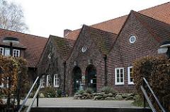 Gemeindehaus Seestrasse Kindertagesstätte Gross Flottbek.