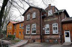 Historische Horner Warteschule - KITA Gebäude Bauerberg.