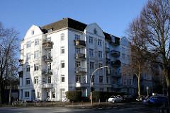 Wohngebäude an der Flotowstrasse Barmbek Süd
