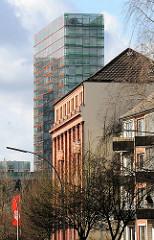 Historische + moderne Architektur Klaus Groth Strasse