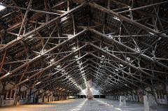 Gedenkstaette Konzentrationslager Neuengamme - Gebäude des Klinkerwerks.