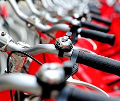 Leihstation vom StadtRAD - Hafencity Hamburg - Fahrradverleih.