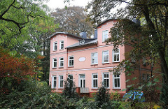 Sola Bona Haus beim Eidelstedter Sola Bona Park