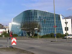 Moderne Architektur Hamburg Alsterdorf Alsterkrugchaussee