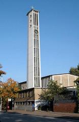 Fotos aus HH- Harburg - St. Johanniskirche, Bremer Strasse.