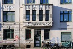 Jugendstilwohngebäude in Hamburg / Altona-Nord, Kieler Strasse