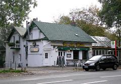 Alte Eppendorfer Mühle - Restaurant, Lokal mit Biergarten.