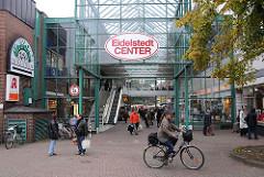 Eidelstedt Center Einkaufscenter Stadtteil Einkaufszentrum.