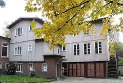 Bilder aus Hamburg Eidelstedt - Wohngebäude Kieler Strasse.
