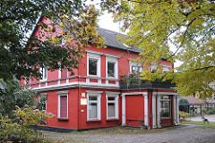 Gründerzeit Wohnhaus, Eidelstedt - Kieler Strasse.