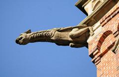 Kirchen in Hamburg Bilder aus den Stadtteilen / Barmbek Süd St Sophienkirche