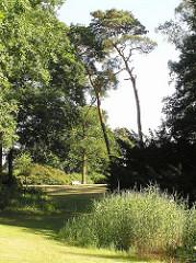 Sven Simon Park Grünanlage Hamburg Blankenese