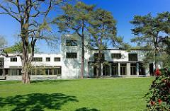 Bilder der Hamburger Architektur - Reemtsmavilla in HH-Othmarschen.