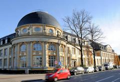 Gebäude Bucerius Law School / Hochschule für Rechtswissenschaft; ehem. Institut für Allgemeine und Angewandte Botanik, Architekt Albert Erbe.