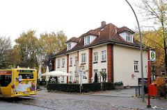 Stadtteil Bramfeld Dorfplatz - Altes Bramfelder Rathaus