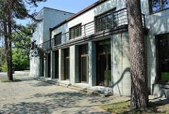 Architekturgeschichte Hamburgs - Denkmalschutz, Reemtsma-Villa; Architekt Martin Elsaesser.