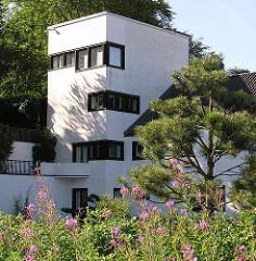 Landhaus Michaelsen Architekt Karl Schneider 1925 Hamburg Blankenese.