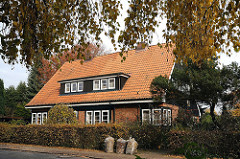 Siedlungshaus  Op de Elg - Architekt Fritz Höger