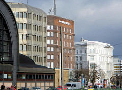Bilder aus Hamburg St. Georg - Gebäude am Hauptbahnhof.