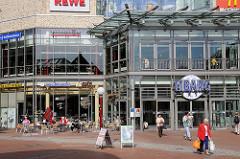 Tibarg Einkaufscentrum - Geschäfte in Hamburg Niendorf - Niendorfer Einkaufsstrasse.