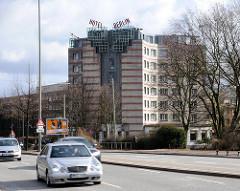 KFZ in der Borgfelder Strasse Hotel Berlin.