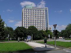 Hamburger Architekturfotografie - ehem. Verwaltungsgebäude in Hamburg HOhenfelde.