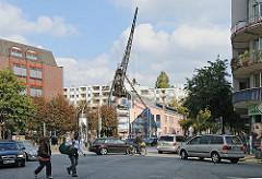 Kultur in Hamburg Ottensen - Fabrik in der Barnerstrasse.