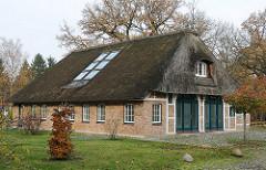 Zum Wohnhaus umgebautes Bauernhaus Hamburg Volksdorf Lerchenberg