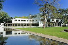 Ehem. privater Wohnsitz der Familie Reemtsma - 1932 teuerstes Privathaus Deutschland.