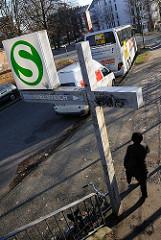 S-Bahnhaltestelle Diebsteich