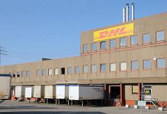 Logistikunternehmen - Speditionen im Pinkertweg.