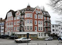 Jugendstil Wohnhaus Pagenfelder Strasse.