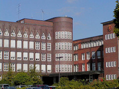 Hamburger Architektur - Neues Bauen der 1920er Jahre in der Hansestadt - Haus Neuerburg, Architekt Fritz Höger.