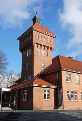 historisches Gebäude evangelische Stiftung Hamburg Alsterdorf