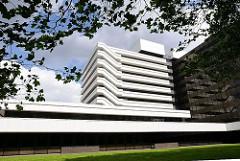 Gebäude in der Bürostadt City Nord - Hamburg Winterhude.
