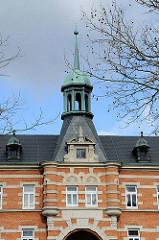 Stiftsgebäude Hiobs Hospital Buergerweide