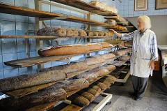 Historische Baeckerei beim Gasthof zu Bäcker - abgebrannt 04/2010