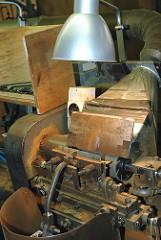 Maschine zur Kammherstellung - New-York Hamburger Gummi-Waaren Compagnie Aktiengesellschaft - NYH -