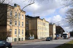 Hamburger Stadtteil Borgfelde Bürgerweide - St. Gertruden Stift.