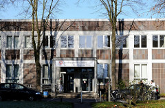 Arbeitsamt Hamburg Altona - Denkmalschutz Architekt Bausenator Gustav Oelsner