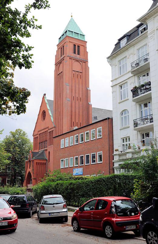 Katholische Kirche Eimsbüttel