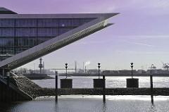 """Architektur Dockland, Bürogebäude von """"BRT Architekten Bothe Richter Teherani"""","""